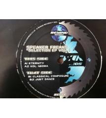 Speaker Freaks Selection EP...