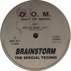 O.O.M. - Out Of Mind(2 MANO,BRAINSTORM)
