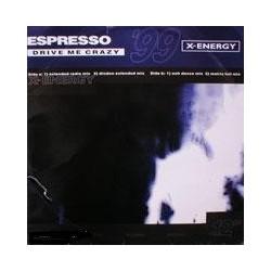 Espresso- Drive Me Crazy(2 MANO,ITALO BUSCADISIMO,SELLO X-ENERGY¡¡)