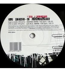 DJ Mind-X – Colours (Remixes)