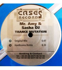 Mr. Amy & Sasha DJ ‎–...