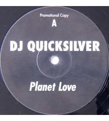 DJ Quicksilver – Planet...
