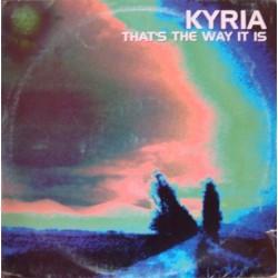 Kyria / TR 808 - That's The Way It Is / I Save The World Today(2 MANO,PELOTAZO ITALO¡¡)