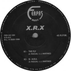 XRX - The Fly (DISCO MUY BUSCADO¡¡)