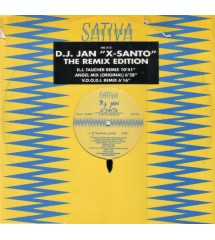 DJ Jan ‎– X-Santo (SATIVA...