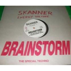 Skanner - Tribal Volture(2 MANO,BRAINSTORM¡¡)