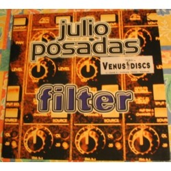 Julio Posadas - Filter(2 MANO,BASE REMEMBER BUENISIMA¡¡)