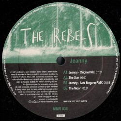 The Rebels - Jeanny (CABROTE¡¡)