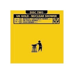 UK Gold  - Nuclear Shower(BASE HARDHOUSE¡¡)