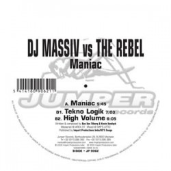DJ Massiv vs. The Rebel - Maniac(JUMPSTYLE¡¡)