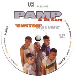 Pamp & Da Knox - Switch(PELOTAZO CHOCOLATERO¡¡  COPIA IMPORT¡¡)