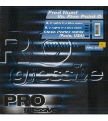 Fred Numf vs. Five Point O...