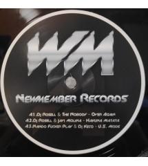 Newmember Records E.P. Vol.1
