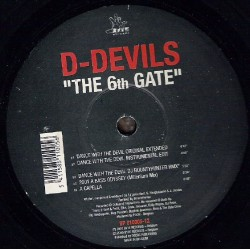 D-Devils - The 6th Gate (Dance With The Devil)(MELODIA CHOCOLATERA MAÑANERA,SE SALE¡¡)
