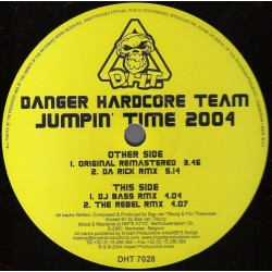 Danger Hardcore Team - Jumpin' Time 2004 (TEMAZO JUMPER BY VICTOR CONCA¡¡ ORIGINAL ´REMIXES¡¡)