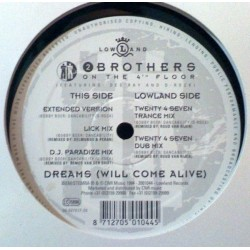 2 Brothers On The 4th Floor - Dreams (Will Come Alive)(2 MANO,REMEMBER EL 94 MUY BONITO¡)