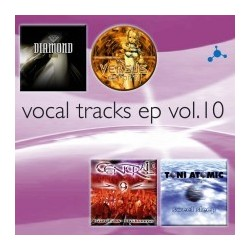 Various - Vocal Tracks EP Vol. 10(INCLUYE VERSUS-ES POR TI ,DIAMOND-REASON & TONI ATOMIC-SWEET SLEEP¡¡)