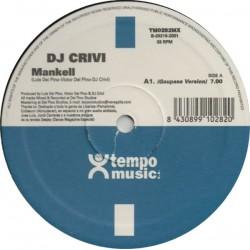 DJ Crivi - Mankell (PELOTAZO COLISEUM¡¡ DISCO ORIGINAL¡¡)