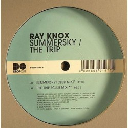 Ray Knox - Summersky / The Trip (COPIA IMPORT SELLO DROP OUT¡¡ CABROTE¡¡)