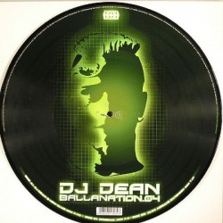 DJ Dean - Ballanation.04(PICTURE DISC NUEVO¡¡)