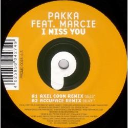 Pakka feat. Marcie - I Miss You(CANTADO MUY BUENO,MELODIA BRUTAL¡¡)