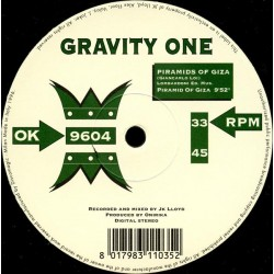 Gravity One - Piramids Of Giza (REMEMBER PROGRESSIVE 90'S¡)