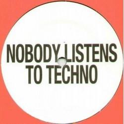 DJ Isaac - Nobody Listens To Techno (PELOTAZO DJ ISAAC¡¡)