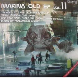 Various - Makina Old EP Vol. 11(MAKINA REMEMBER)