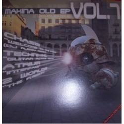 Various - Makina Old EP Vol. 7(INCLUYE CHASIS ,ATRIUM & TECHNI-KL¡¡)