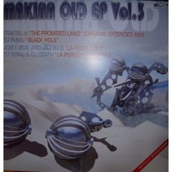 Various - Makina Old EP Vol. 3(TEMAZOA MAKINA¡¡)
