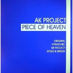AK Project - Piece Of Heaven (CANTADO BRUTAL DE HYPASONIC¡¡)
