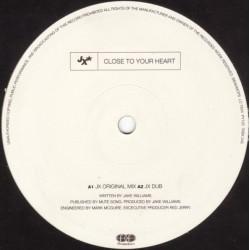 JX - Close To Your Heart (EDICIÓN INGLESA,PELOTAZO REMEMBER)