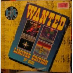 Various - Wanted Nº 0005(2 MANO,INCLUYE CJ ROLO-DREAMS & DJ ROY-POWER PARTY¡¡)