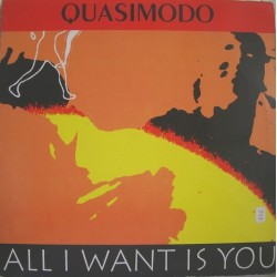 Quasimodo - All I Want Is You (PELOTAZO REMEMBER ITALO-DANCE,COPIA NACIONAL¡)