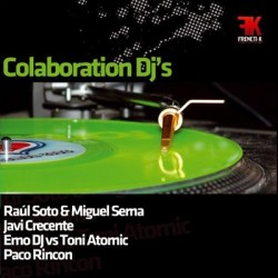 Colaboration Djs Vol 1(EP CON 4 TEMAZOS¡¡)