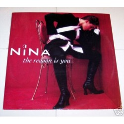 Nina-The Reason Is You(2 MANO,IMPECABLE¡¡)