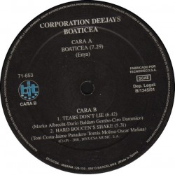 Corporation Deejays- Boaticea