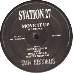 Station 27 - Move It Up (TEMAZO SUN RECORDS¡¡)
