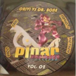 Crivi vs. Dr. Bone - Pinar Discoteca Vol. 02(MELODIÓN COLISEUM PRODUCIDO POR DJ CRIVI¡¡ COPIAS NUEVAS)