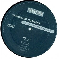 Strings Of Harmony - Part 1 & 2 (Remixes) / Wap Bam Boogaloo