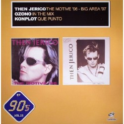 Various - 90's EP Vol. 22(INCLUYE THEN JERICO-THE MOTIVE & BIG AREA¡¡)