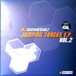 DJ Omar Diaz - Jumping Tracks E.P. Vol. 2 (TEMAZO HARDHOUSE + JUMPER¡¡)