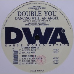 Double You - Dancing With An Angel (ITALIAN EDITION)