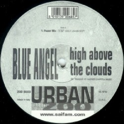 Blue Angel  - High Above The Clouds(2 MANO,PELOTAZO ITALO-DANCE¡¡)