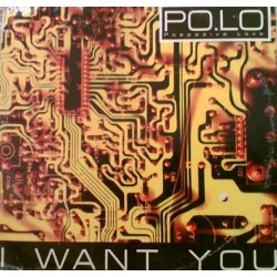 Polo - I Want You(DISCO Y PORTADA ORIGINAL¡¡)