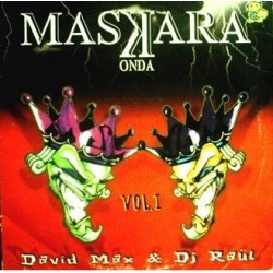 Maskara By David Max & DJ Raül - Maskara Vol. I - Apology 2000(2 MANO,PELOTAZO¡¡¡)