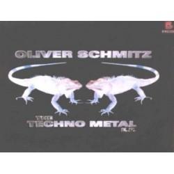 Oliver Schmitz - The Techno Metal E.P.(2 MANO,INCLUYE CORTE JUMPER  B1 MUY BUENO¡¡)
