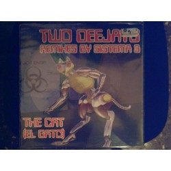 Two Deejays - The Cat (El Gato)(2 MANO,PELOTAZO CHOCOLATERO¡¡)