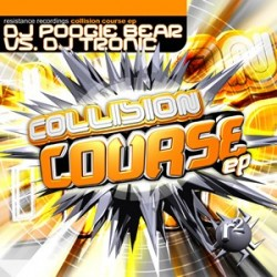 Poogie Bear vs. DJ Tronic - Collision Course EP(TEMAZOS JUMPSTYLE¡¡)