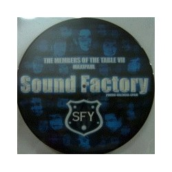 Maxipaul - Sound Factory - Members Of The Table VII